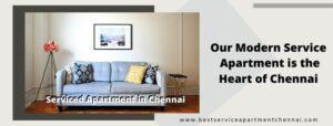 Serviced Apartment in Chennai